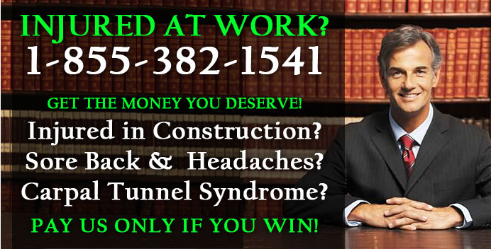 Los Angeles CA - Workers Compensation Lawyers Attorney Hotline Helpline