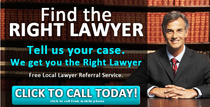 Canada Free Legal Counsel service