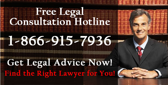 Free legal consultation hotline lawyer attorney