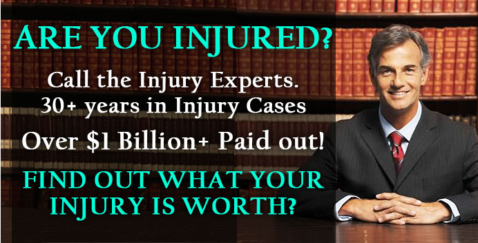 motorcycle injury accident lawyer attorney