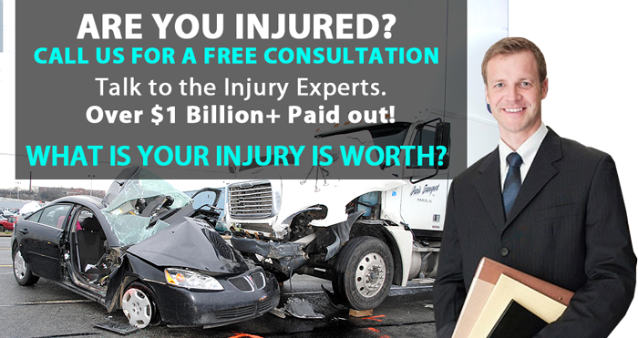 Find truck accident injury lawyer attorney