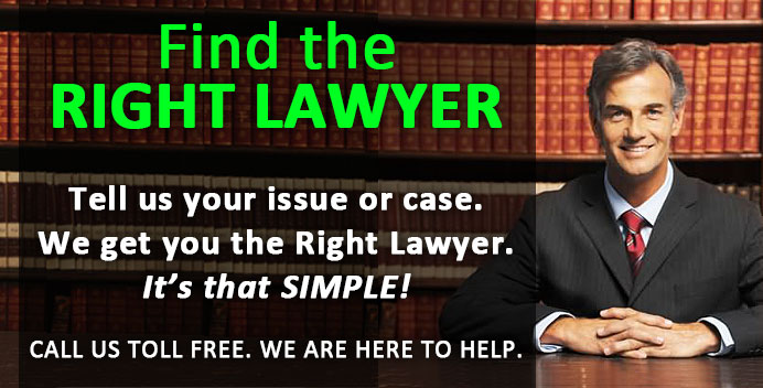 Free Lawyer Referral Service and Advice